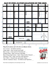 Clutch grid map activity