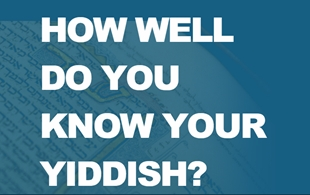thirteen-yiddish